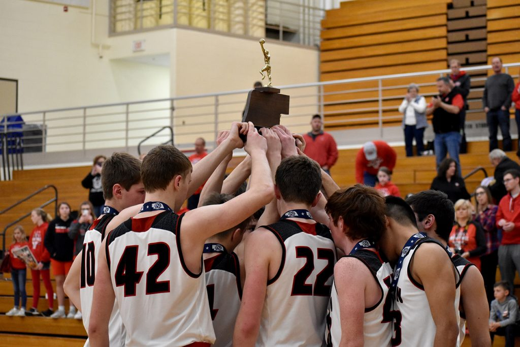 (Audio) Sutton Boys Basketball Team Finishes 4th In Class C2