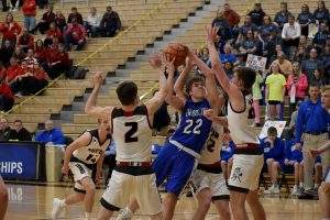 Sutton Moves On In State Tournament, Centennial's Season Ends