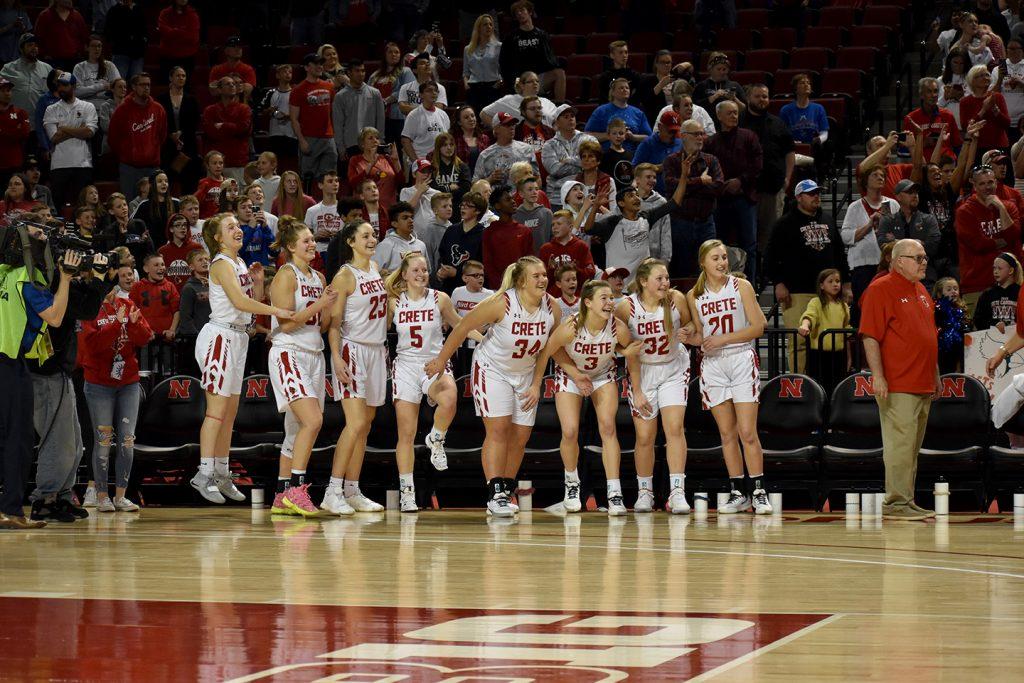Crete Claims 2020 NSAA Class B Girls State Basketball Championship