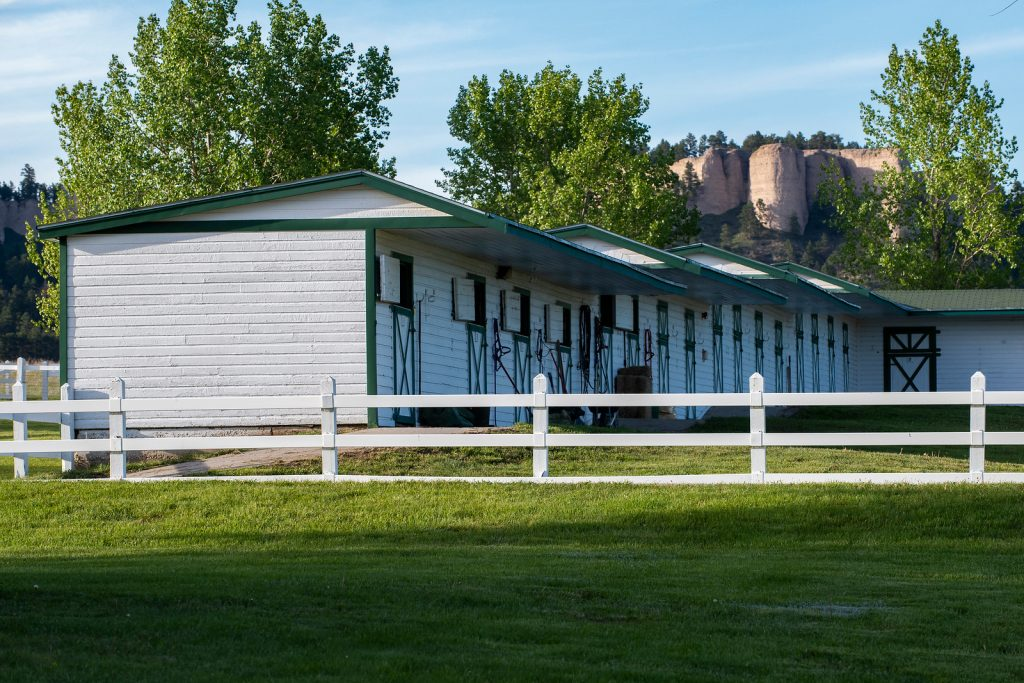 Fort Robinson Mare Barn Complex getting new life