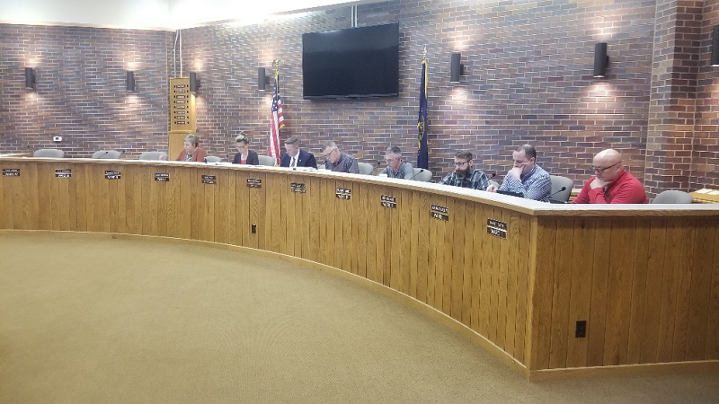 Gering Council Approves Resolution on Right-of-Way Clearing Project