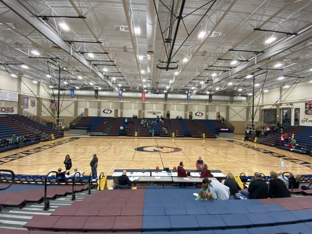 (Audio) Loomis ousted by Irish in state tournament