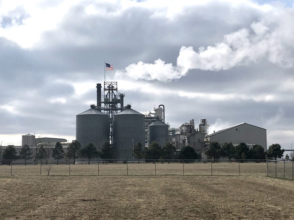 Green Plains donates industrial ethanol for hand sanitizer production