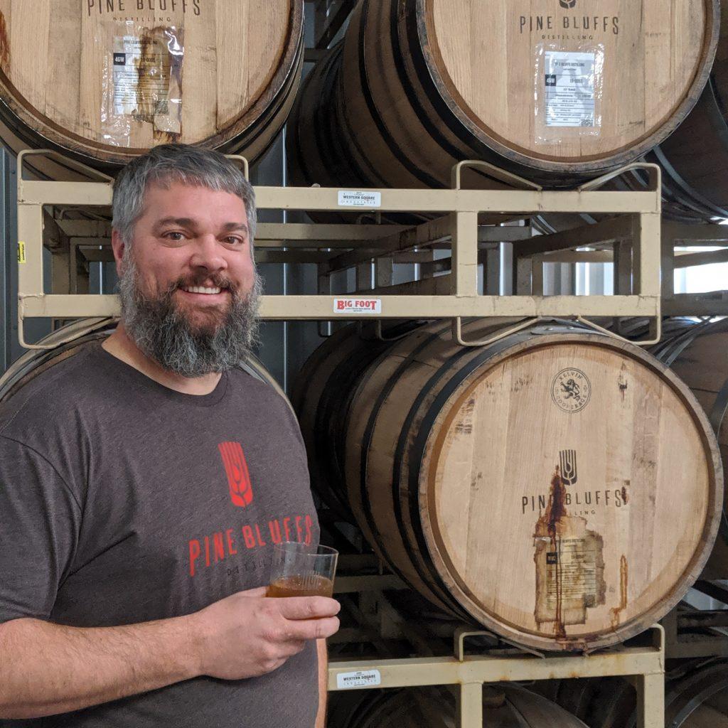 Pine Bluffs Distilling among Wyoming distillers making hand sanitizer