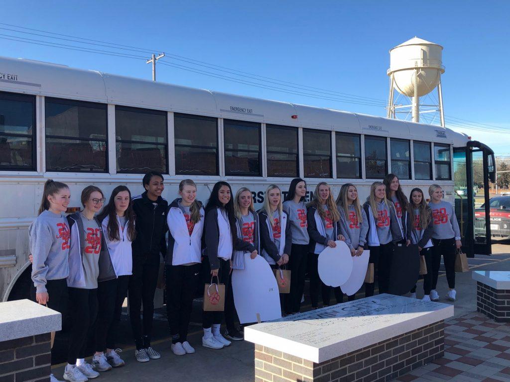 (Listen) Scottsbluff girls set for Class B State Tournament