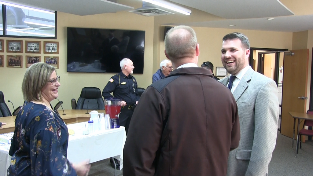City Staff, Community Bids Farewell to Outgoing Scottsbluff City Manager