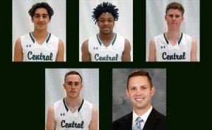 Men's Basketball: Post-Season Honors For CCC Raiders
