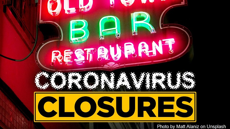 Officials say Supporting Local Businesses Critical during Virus-Related Economic Storm