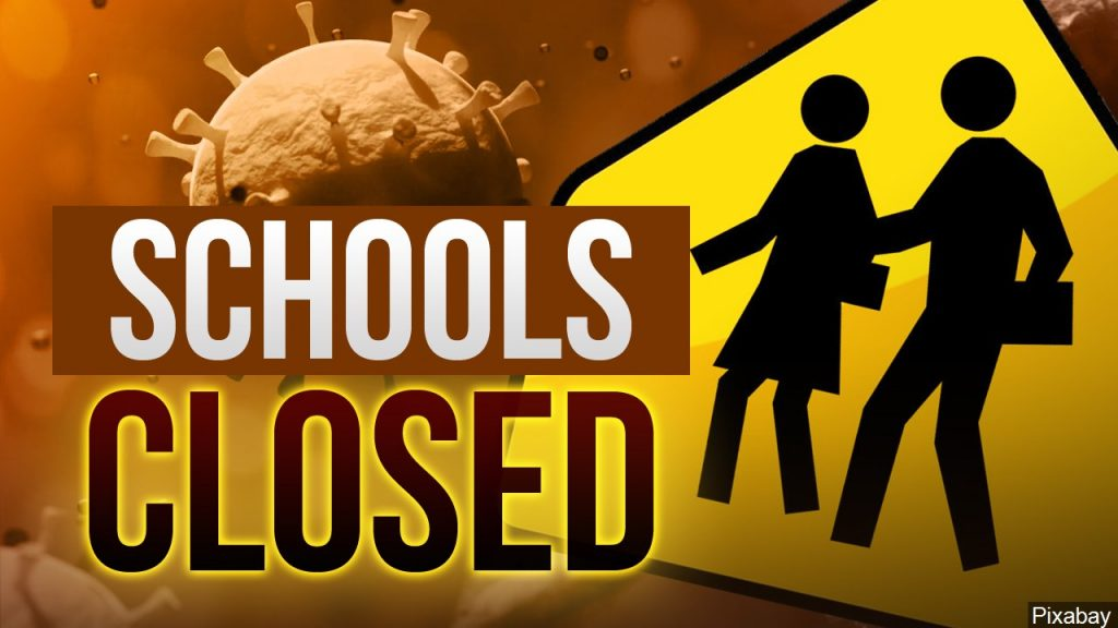 All Panhandle Schools to Remain Closed Until At Least May 1