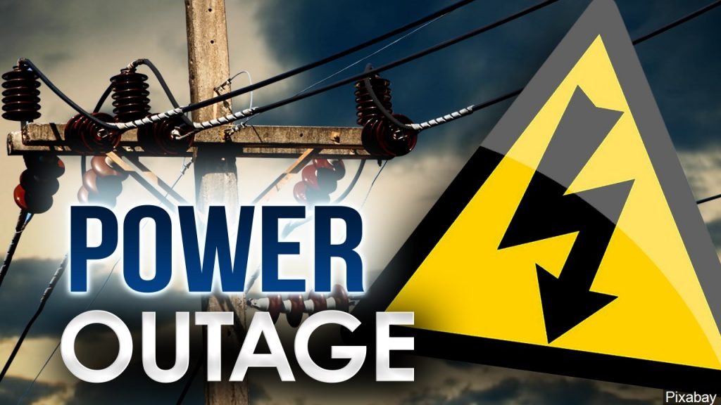 Village Of Broadwater Experiencing Power Outage