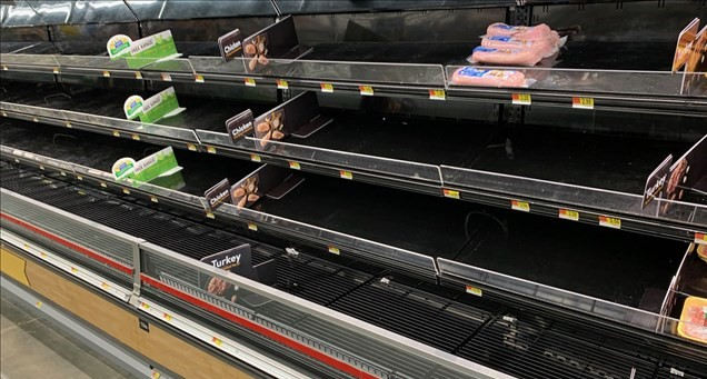 Temporary hour changes to Walmart's across the country