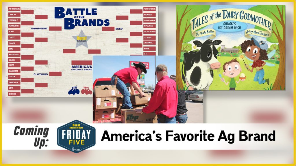 What Will Be America's Favorite Ag Brand? – Friday Five (March 20, 2020)