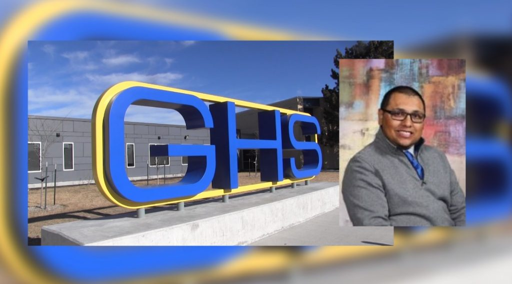 Mario Chavez Announced as Gering High School Assistant Principal