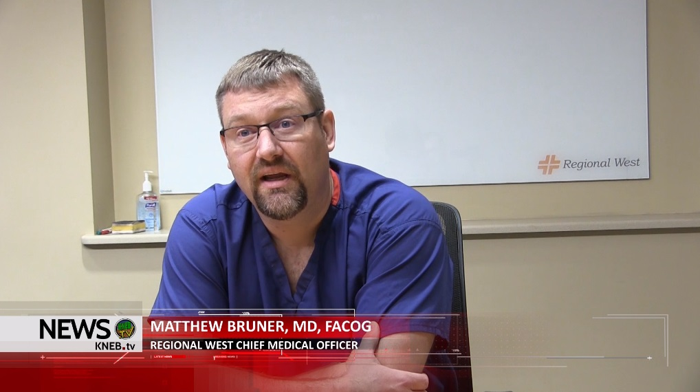 Regional West Chief Medical Officer Talks COVID-19