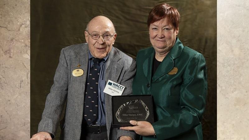 Former Torrington Mayor Honored as Top Wyo. Community College Trustee