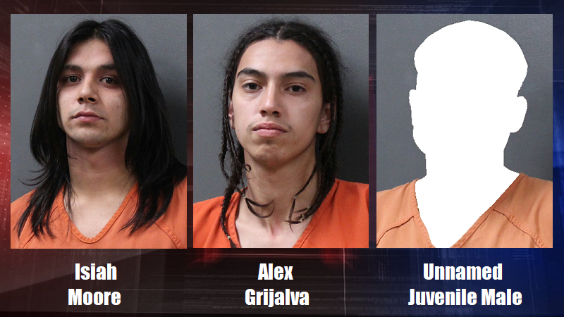 Three Accused in October 2019 Shooting Incident have Cases Sent to District Court