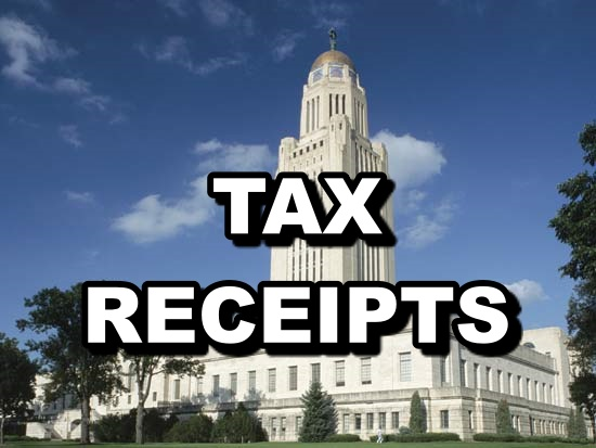 Better Than Expected Tax Collections for Nebraska in March