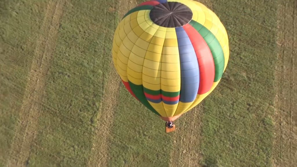 Canadian Nat'l Competition to Join US Balloon Championships, Old West Balloon Fest