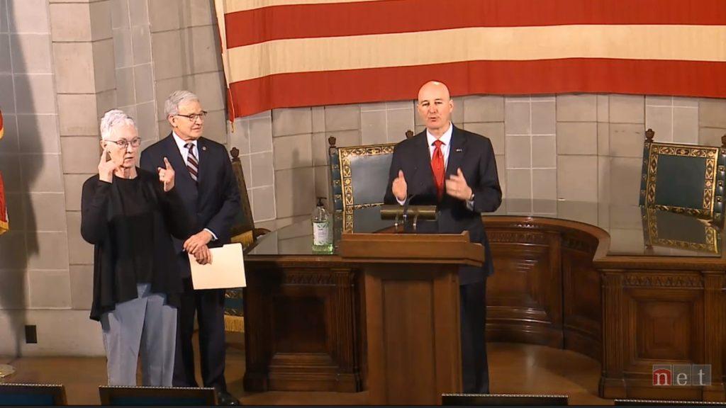 Gov. Ricketts Provides Thursday Update on COVID-19 in Nebraska