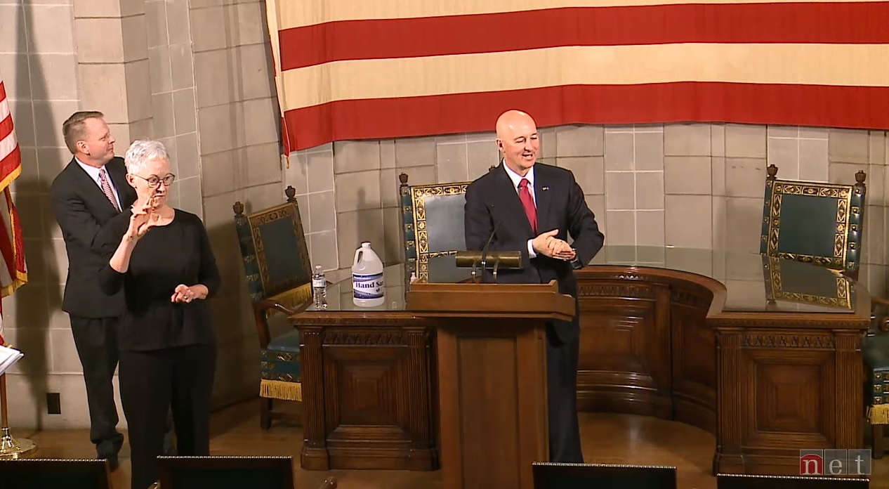 Governor Pete Ricketts Provides Tuesday Afternoon Update on COVID-19