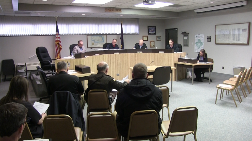 Scotts Bluff Co. Board Receives COVID-19 Update, Approves Resolution for Emergency Declaration