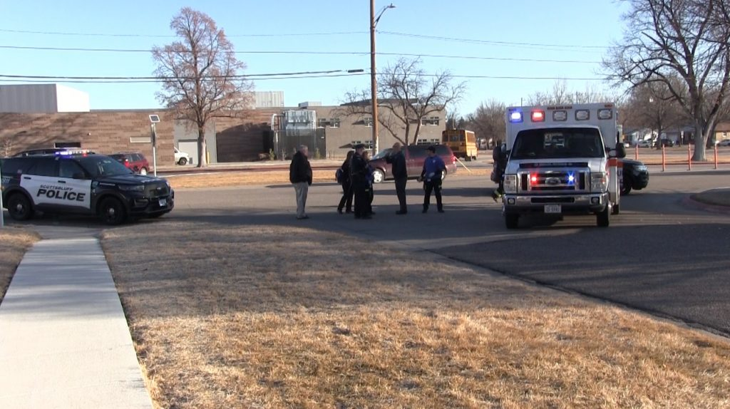 Teen Struck By Hit and Run Driver Near Scottsbluff High School