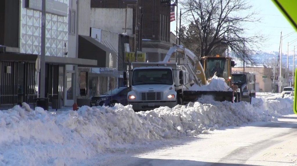 City Snow Emergencies Going Into Effect for Most of the Panhandle