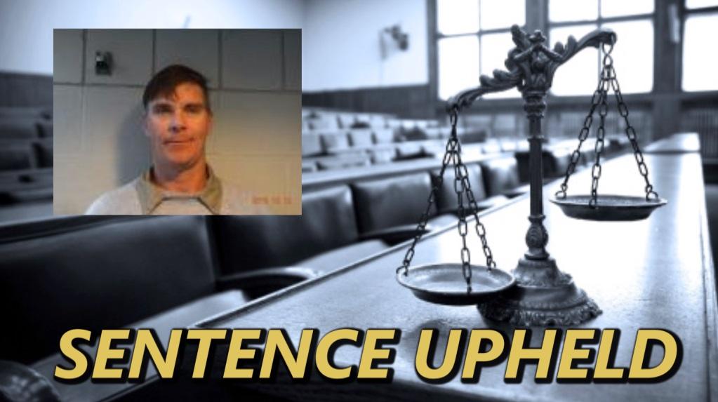 Court of Appeals Upholds Bushnell Man's Sentence