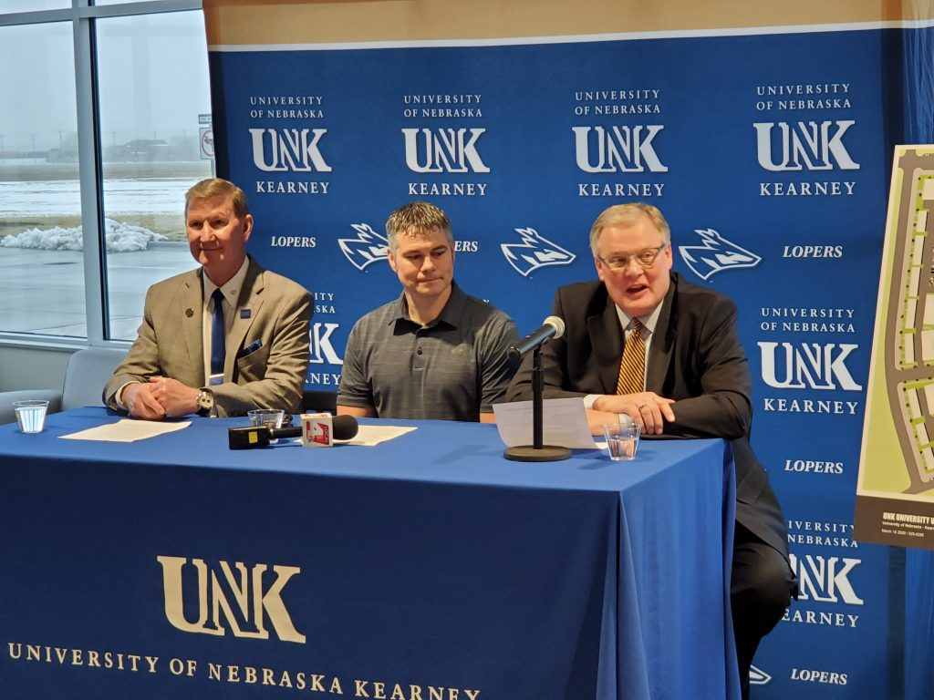 (Video) $48M private housing development planned for UNK's University Village