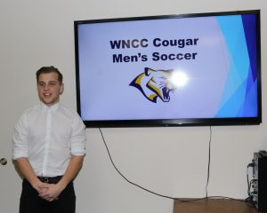 WNCC's Matty signs with Missouri Valley for soccer