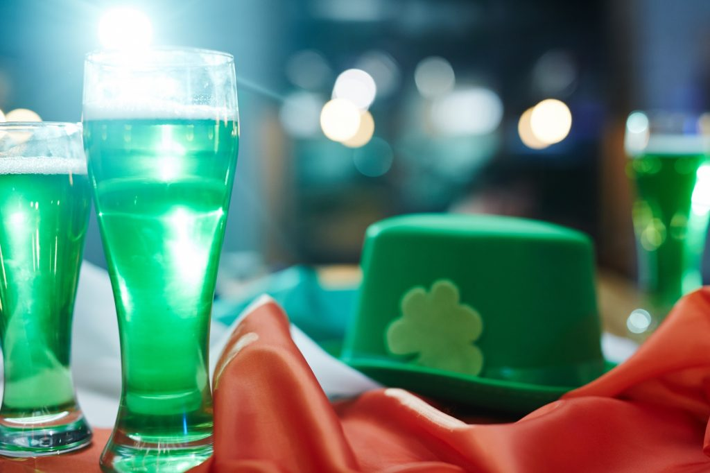 Green Beer?  Who's Driving Home?  Buzzed Driving Is  Drunk Driving