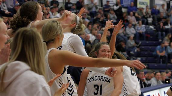 Concordia makes annual push to GPAC final