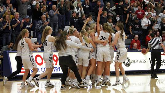 In quest for repeat, Bulldogs garner No. 1 overall seed