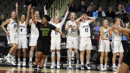 Lammers, Schumacher provide lift in national tourney win