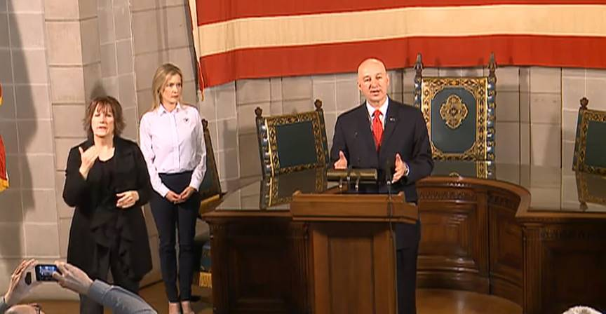 Highlights From Gov. Ricketts Wednesday Afternoon Press Conference