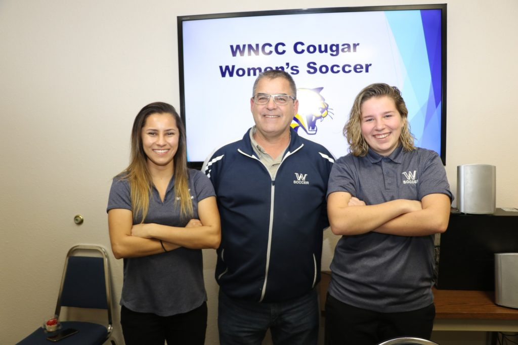 WNCC soccer players Ornelas, Haferkamp sign with NAIA schools