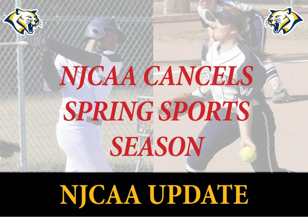 NJCAA cancels spring sports, national tournaments