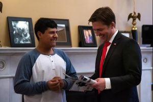 Nebraska Student Selected as Recipient of Spirit of Sport Award
