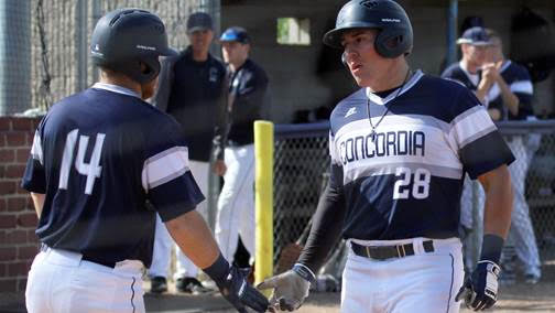 Concordia completes four-game weekend sweep of Waldorf