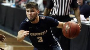Sloup named honorable mention All-American