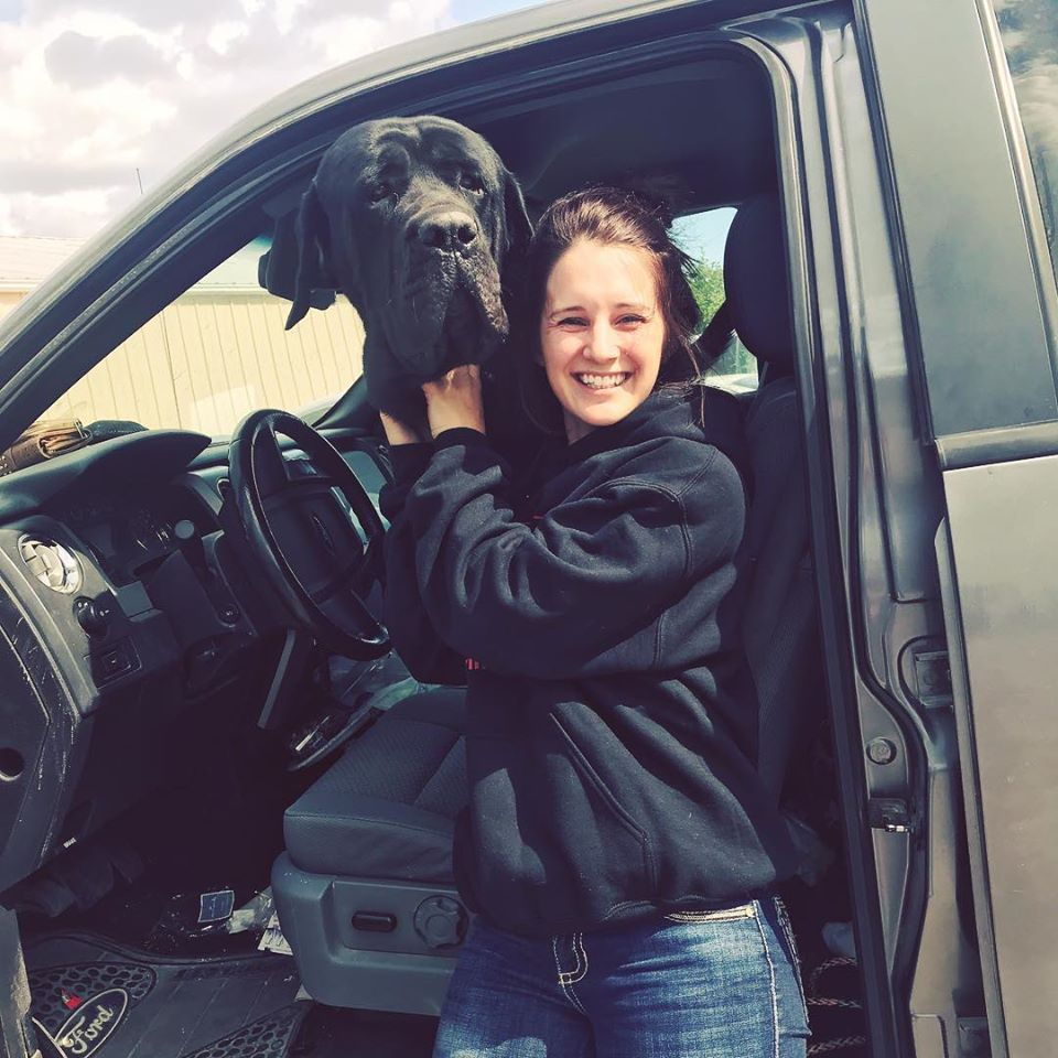 Young veterinarian embraces the challenges of rural practice
