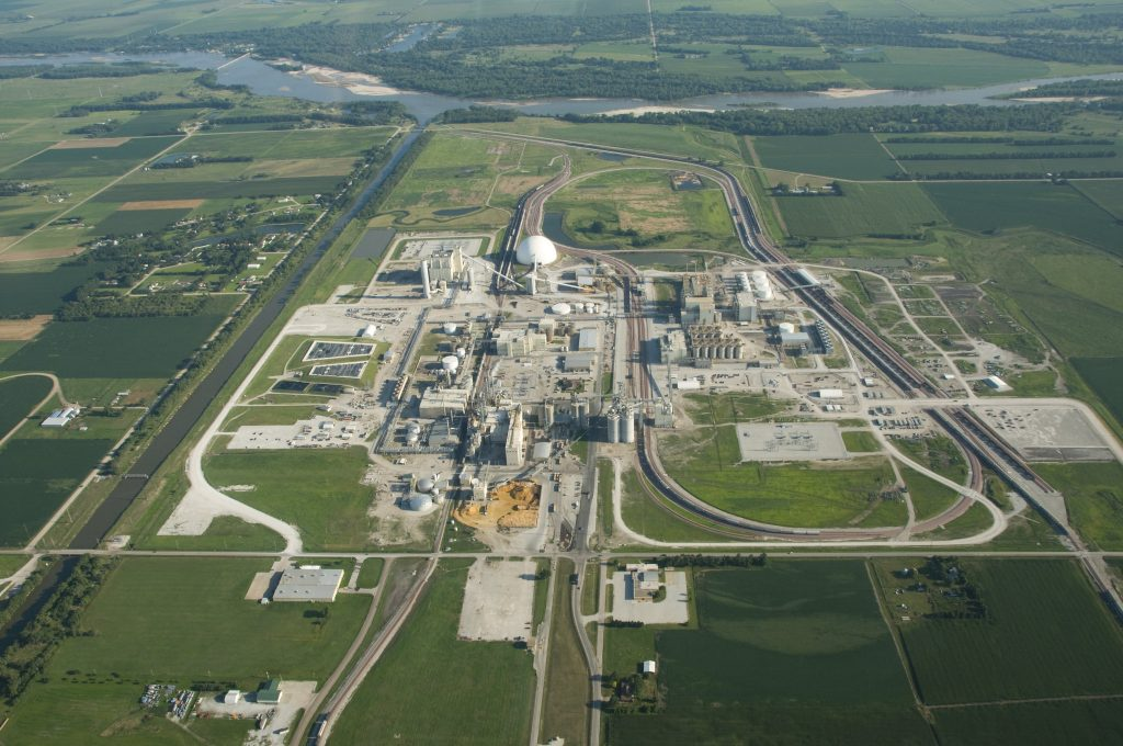 ADM Idles Columbus Ethanol Plant; Growth Energy Calls for Relief