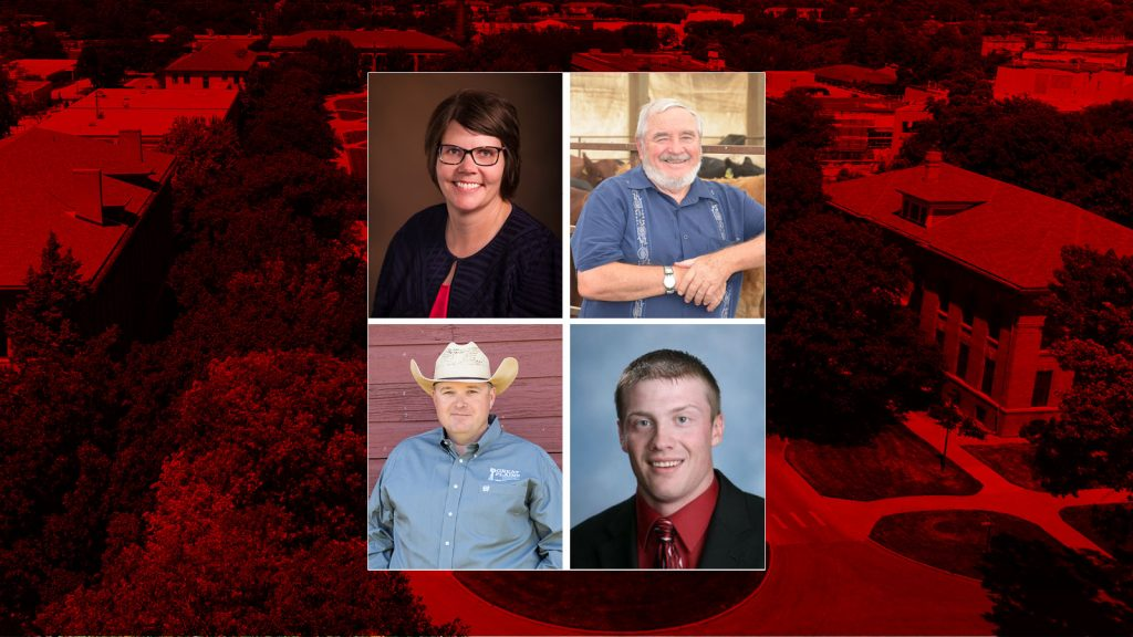 Kellner to be awarded by UNL Animal Science