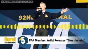 National Nebraska Day, Song Dedicated to FFA- Friday Five (April 3, 2020)