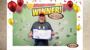 Kimball Man Claims Nebraska Pick 5 Jackpot Prize