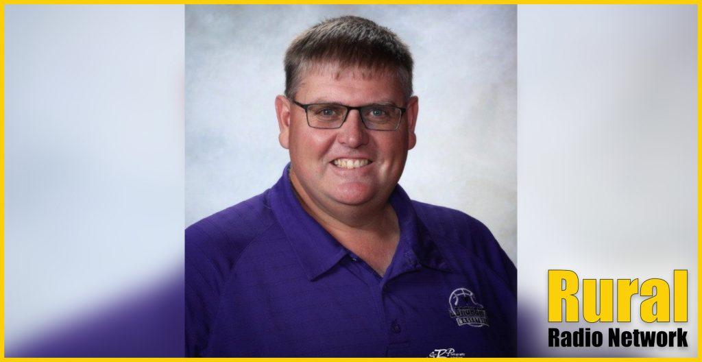 Burwell FFA Advisor Receives Helping Hand Award