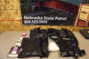 Troopers Find 20 LBs of Meth in Traffic Stop near Kearney