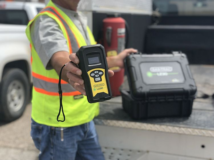 New tool allows Black Hills Energy to investigate suspected natural gas leaks from a safer social distance
