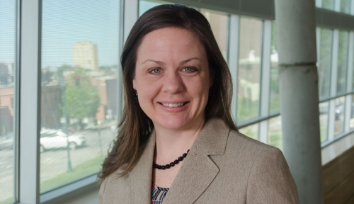 Charity Evans, M.D., named first chief of new UNMC Division of Acute Care Surgery