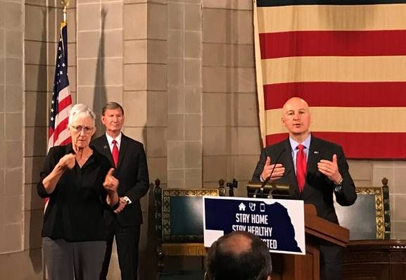 Gov. Ricketts Issues Executive Order to Provide Childcare Relief, Announces COVID-19 Business Response Survey